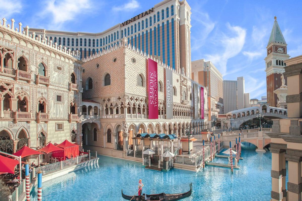 Courtesy of the Venetian Resort / Expedia