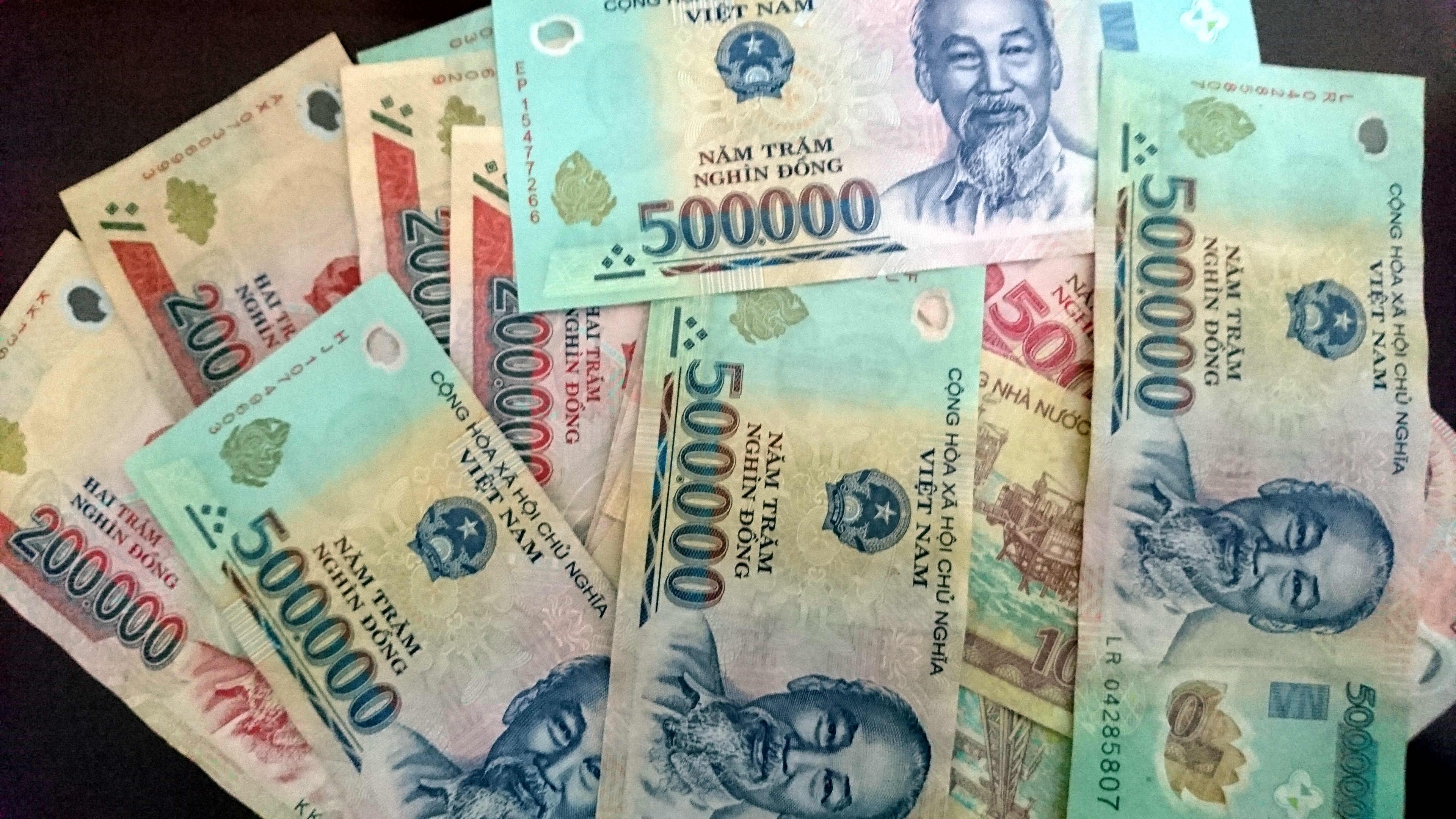 A Guide To Vietnam S Banknotes