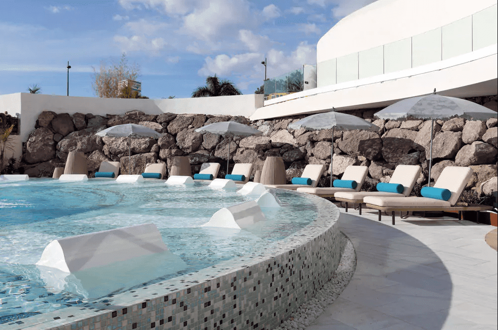 Spa at Hard Rock Hotel Tenerife