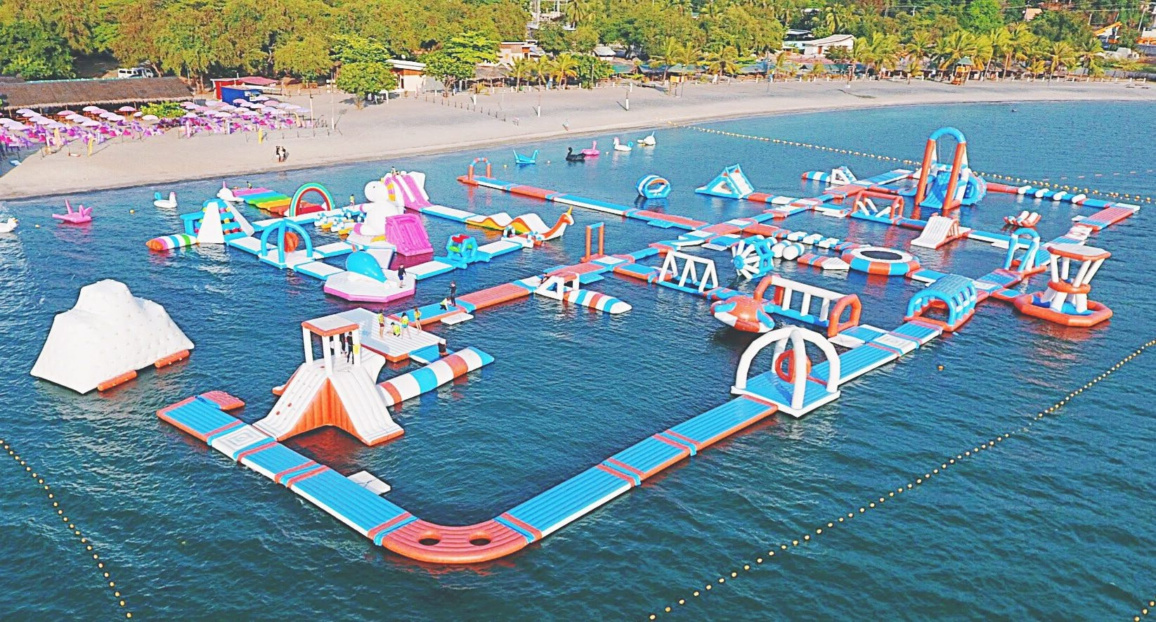 This Inflatable Unicorn Waterpark in The Philippines Will Release ...