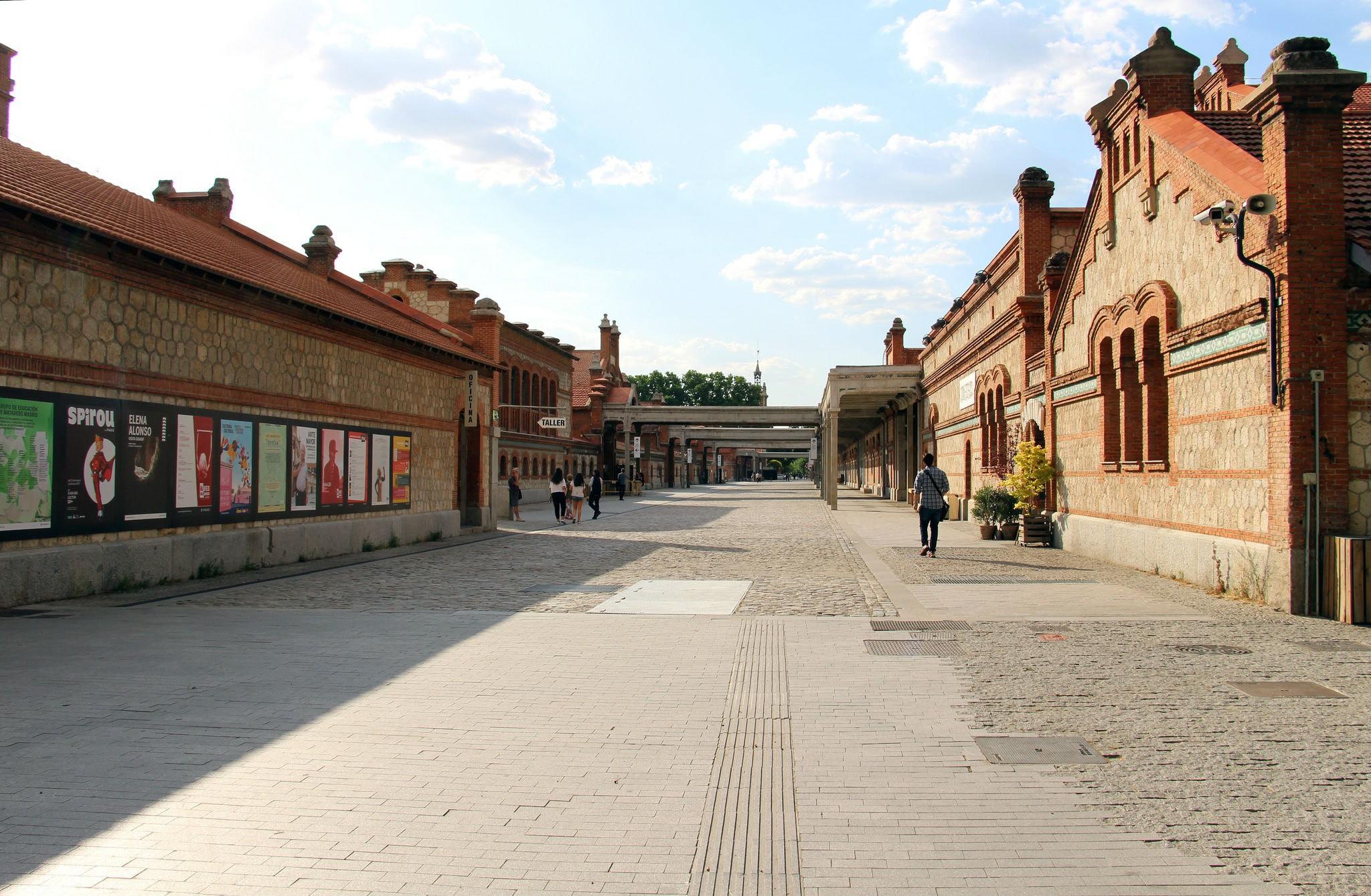 The Best Outdoor Cinemas In Madrid