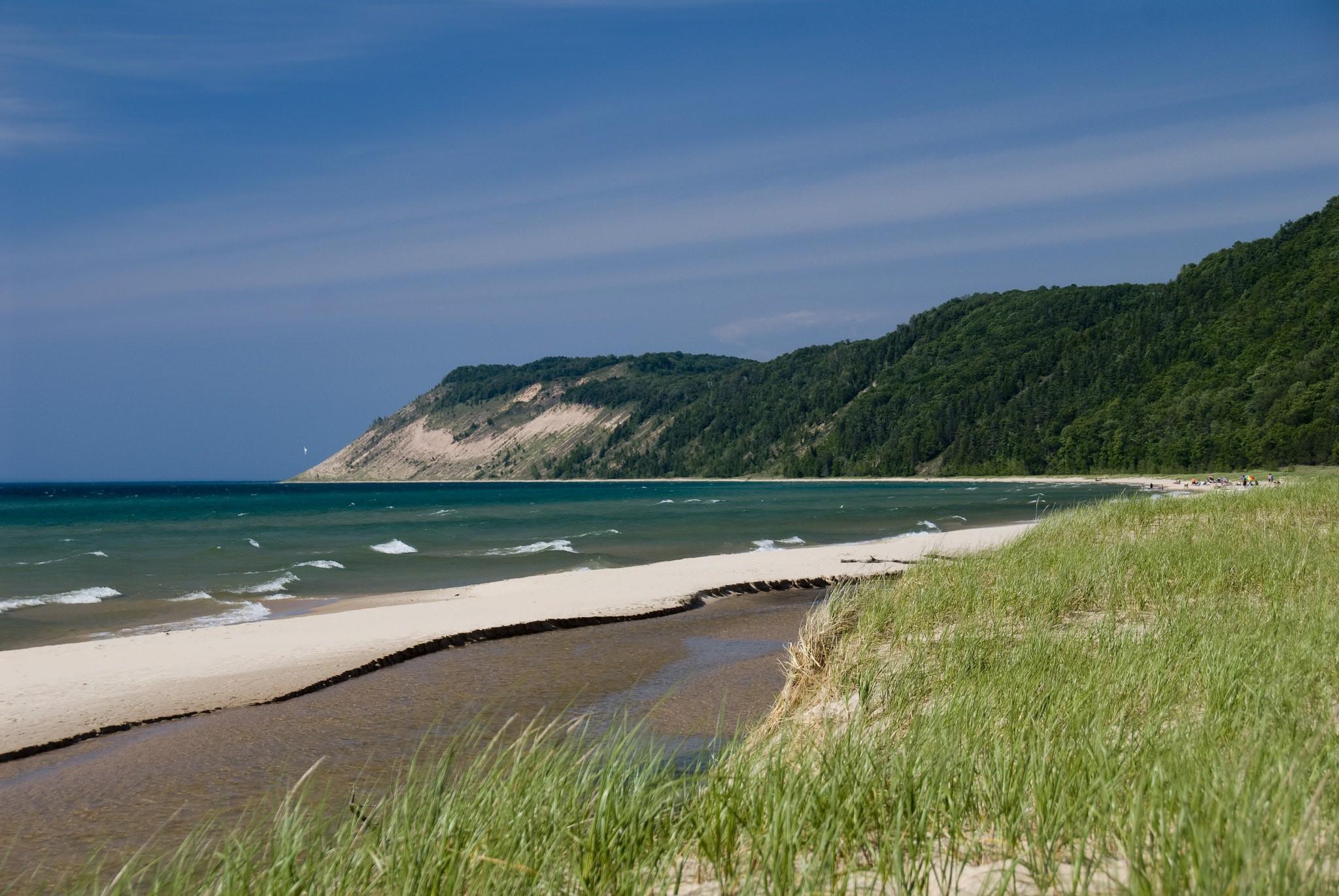 Lake Michigan S Eastern