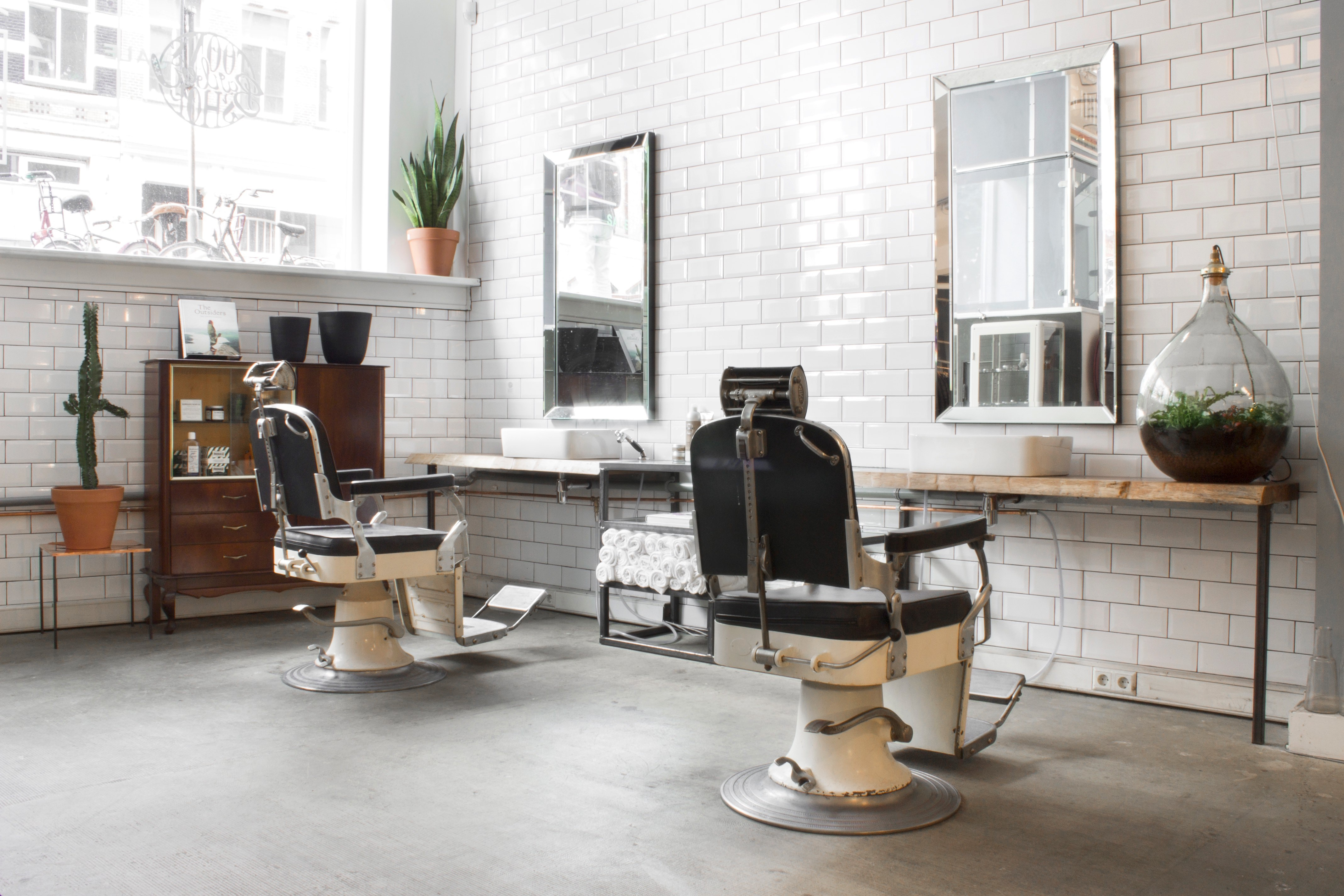 The Coolest Barbers in Amsterdam