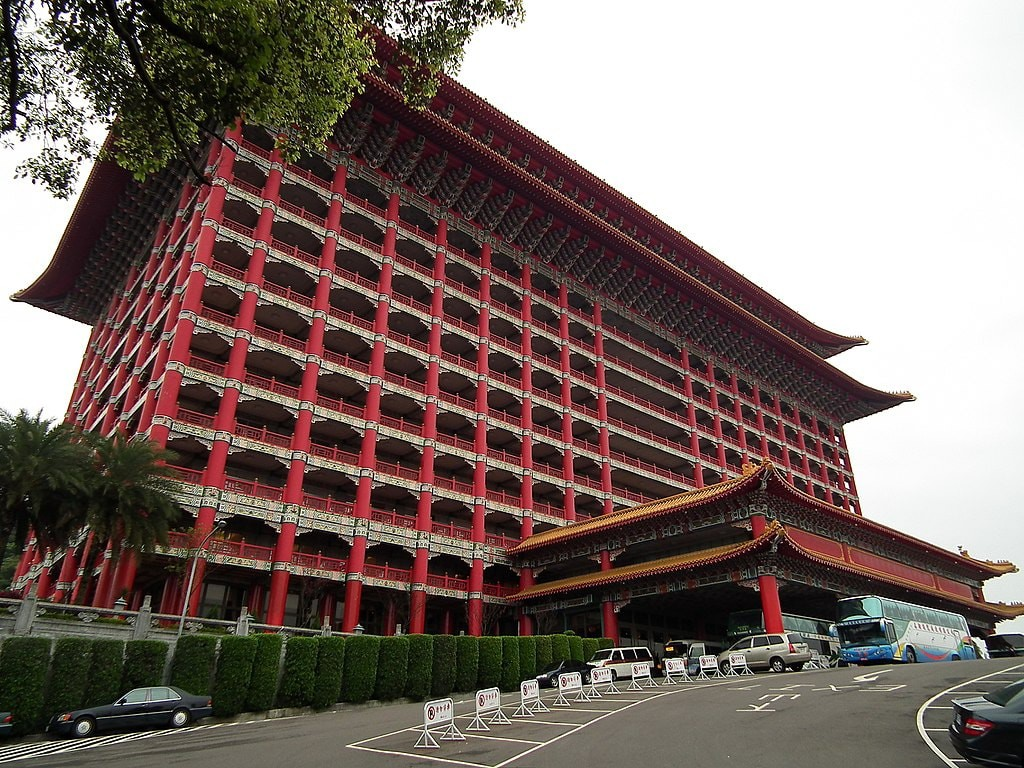 Things You Didn T Know About Taipei S Grand Hotel