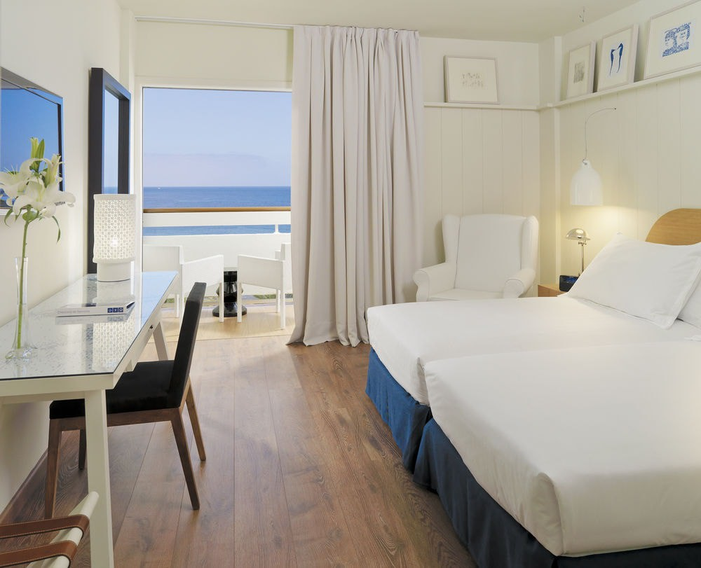 Double or Twin Room, Sea View H10 Big Sur Boutique Hotel