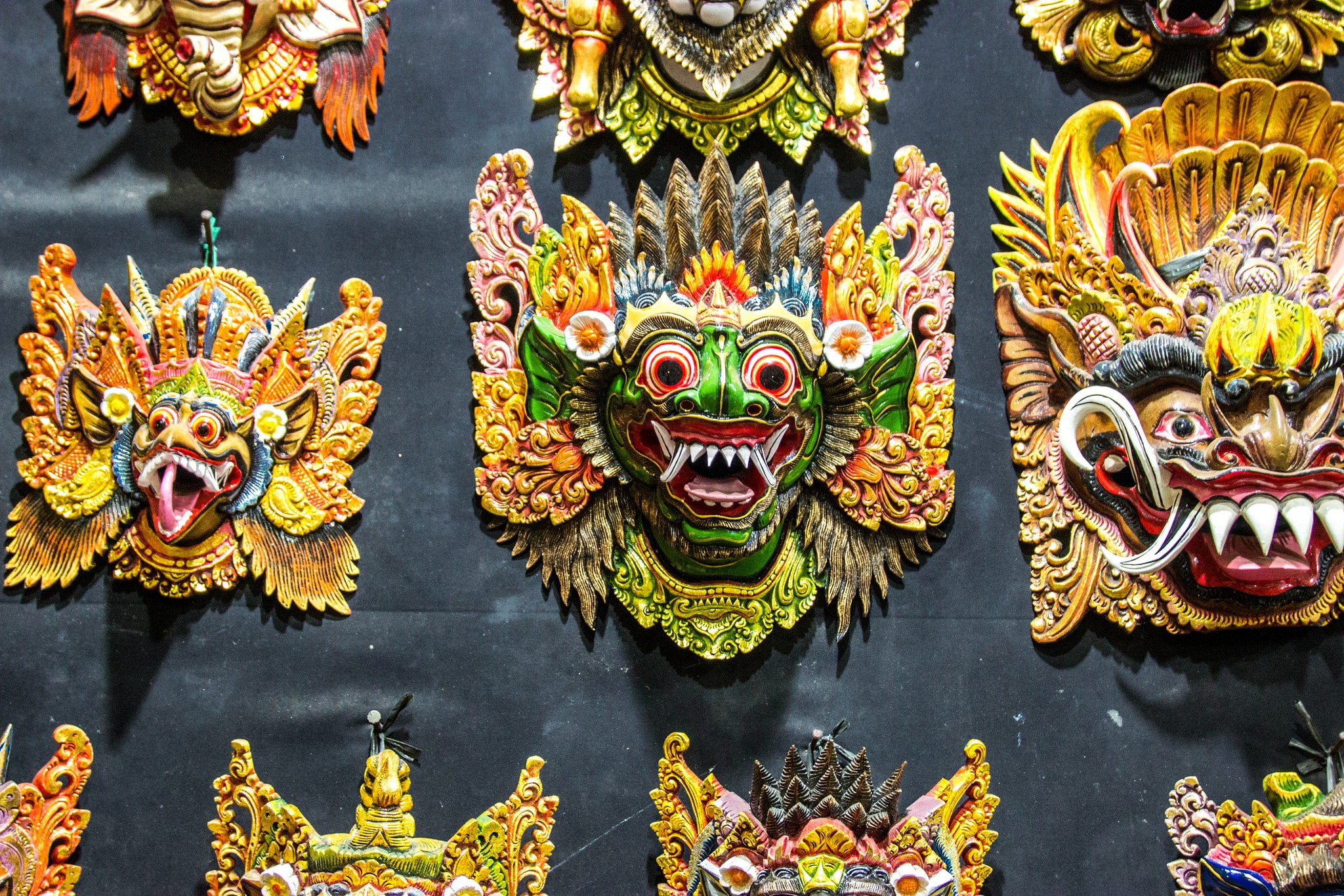 The Sacred Meanings Of Balinese Masks