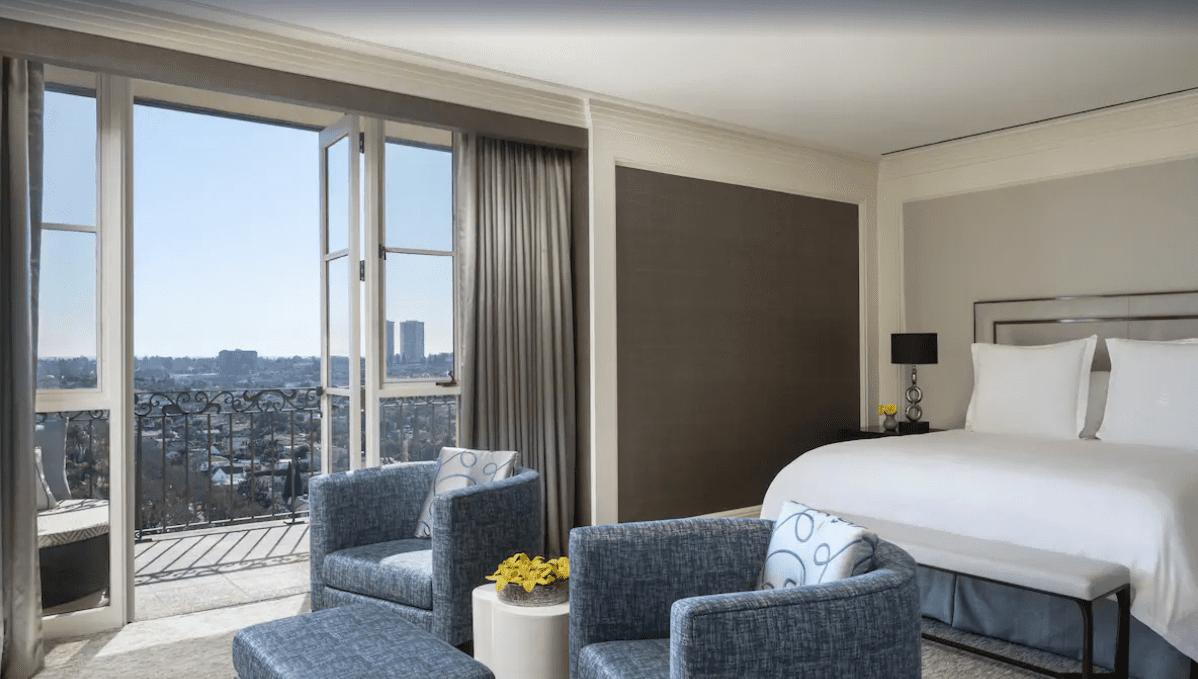 Courtesy of Beverly Wilshire / Hotels.com