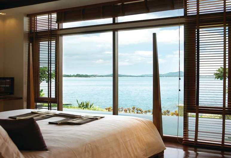 The Sarann is the spot for a romantic getaway