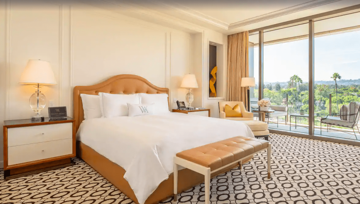 Courtesy of Waldorf Astoria Beverly Hills / Hotels.com