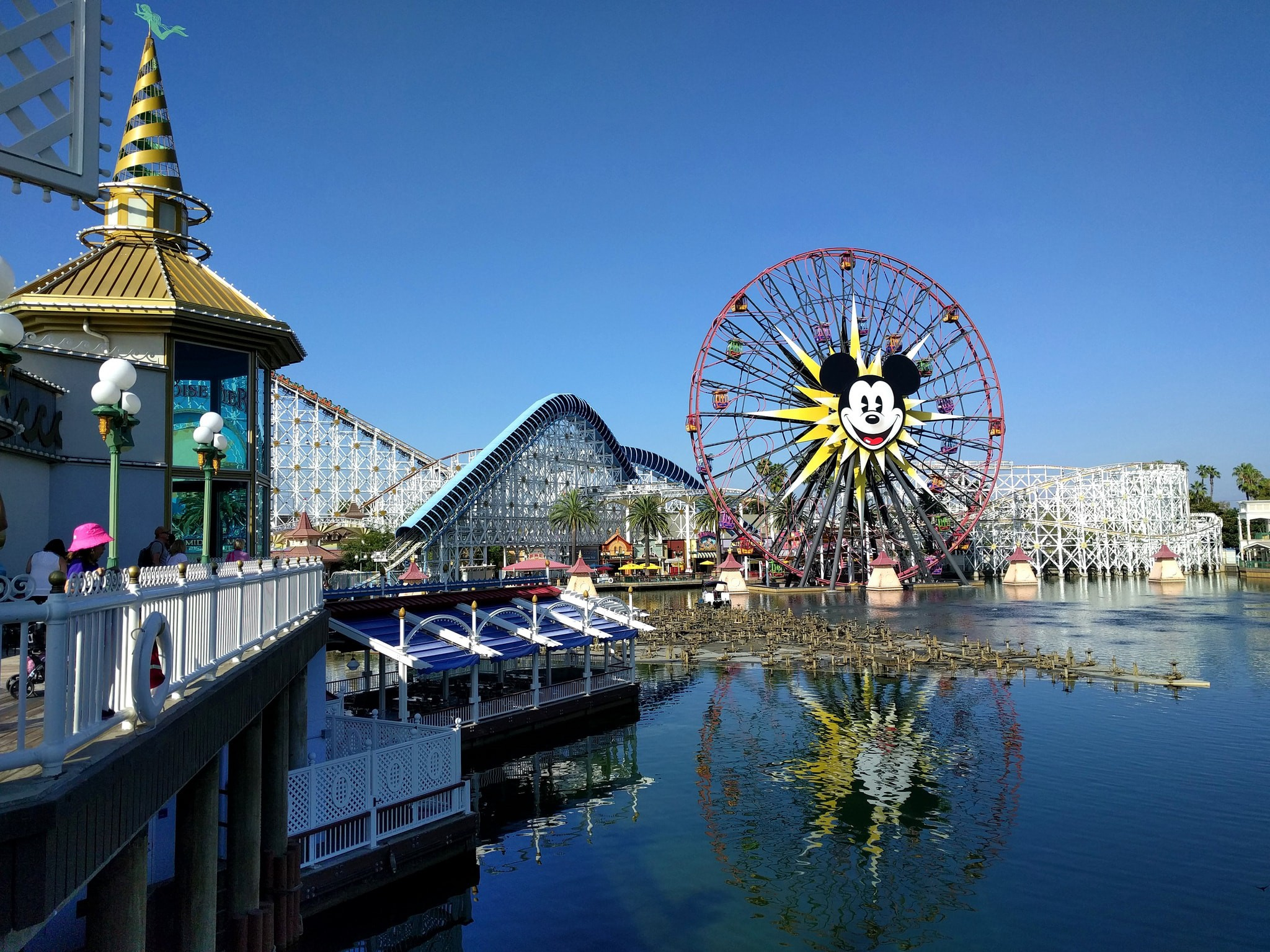 7 Best Amusement Parks In California - Map-of-amusement-parks-in-the-us