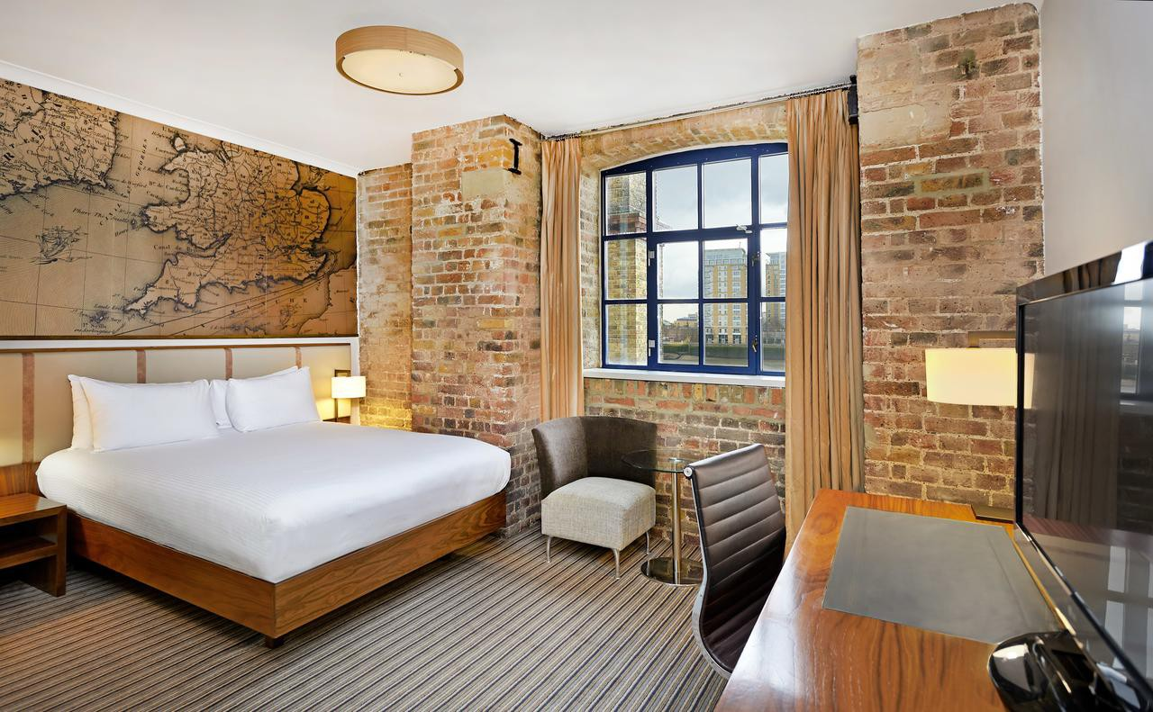 Courtesy of DoubleTree by Hilton London – Docklands Riverside / Booking.com