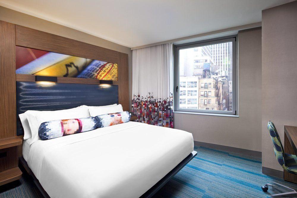 Courtesy of Aloft Manhattan Downtown-Financial District / Expedia