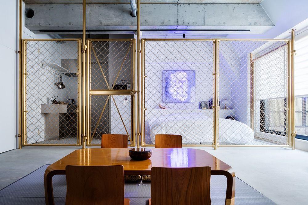 Guest room at Artist Hotel BnA STUDIO Akihabara