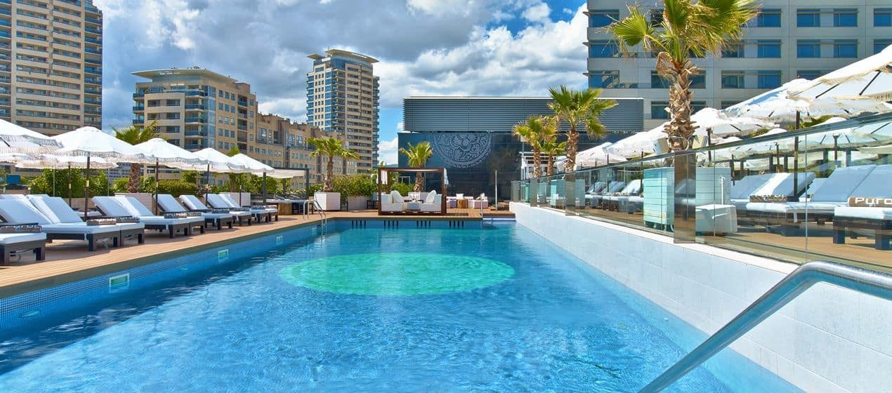 © Hilton Diagonal Mar Barcelona
