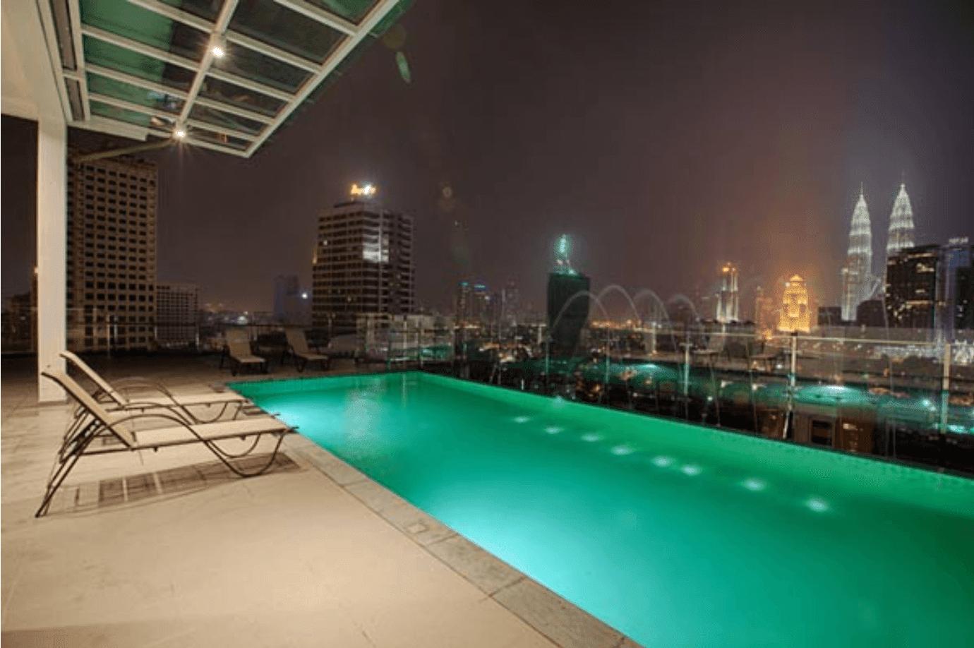 The 10 Best Infinity Pools in Kuala Lumpur