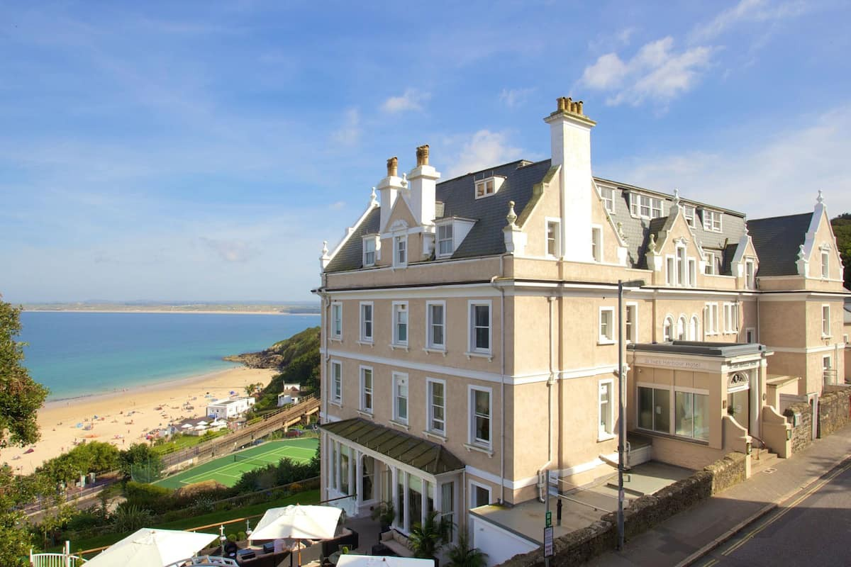 Courtesy of St Ives Harbour Hotel and Spa / Expedia