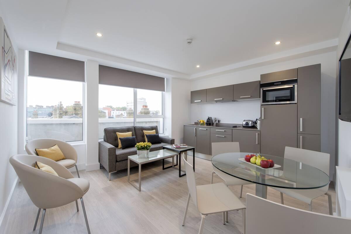 Courtesy of The Rosebery – Supercity Aparthotels / Hotels.com