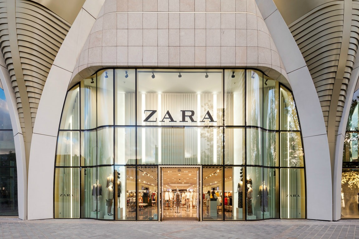 How Zara Took Over the World's High Streets