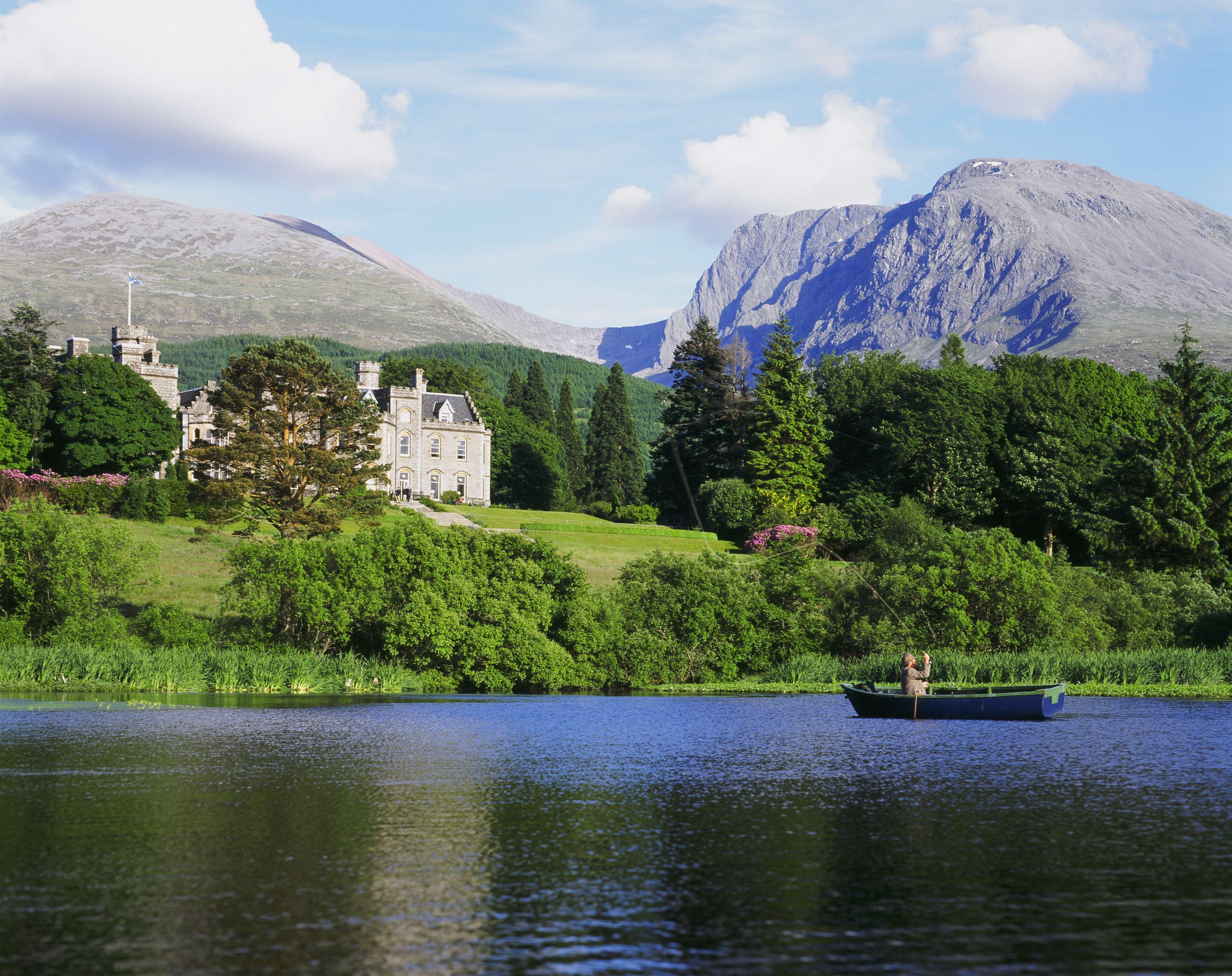 Courtesy of Inverlochy Castle Hotel / Expedia