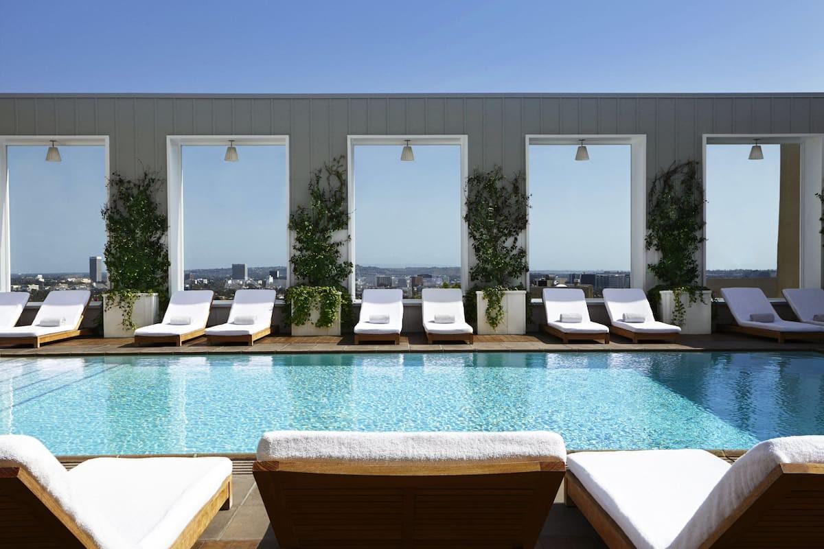 Courtesy of Mondrian Los Angeles / Expedia