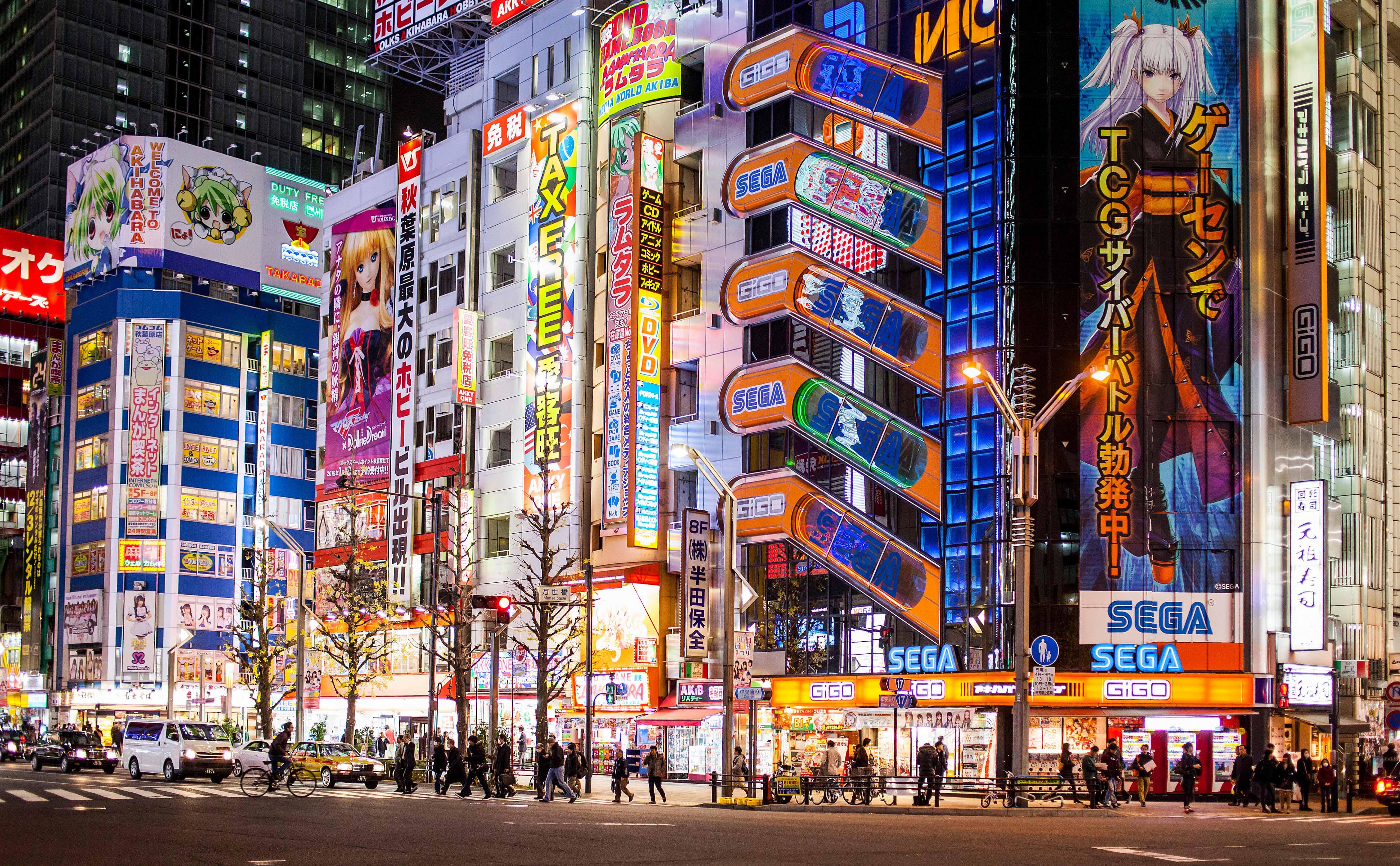Most Instagrammable Spots In Tokyo