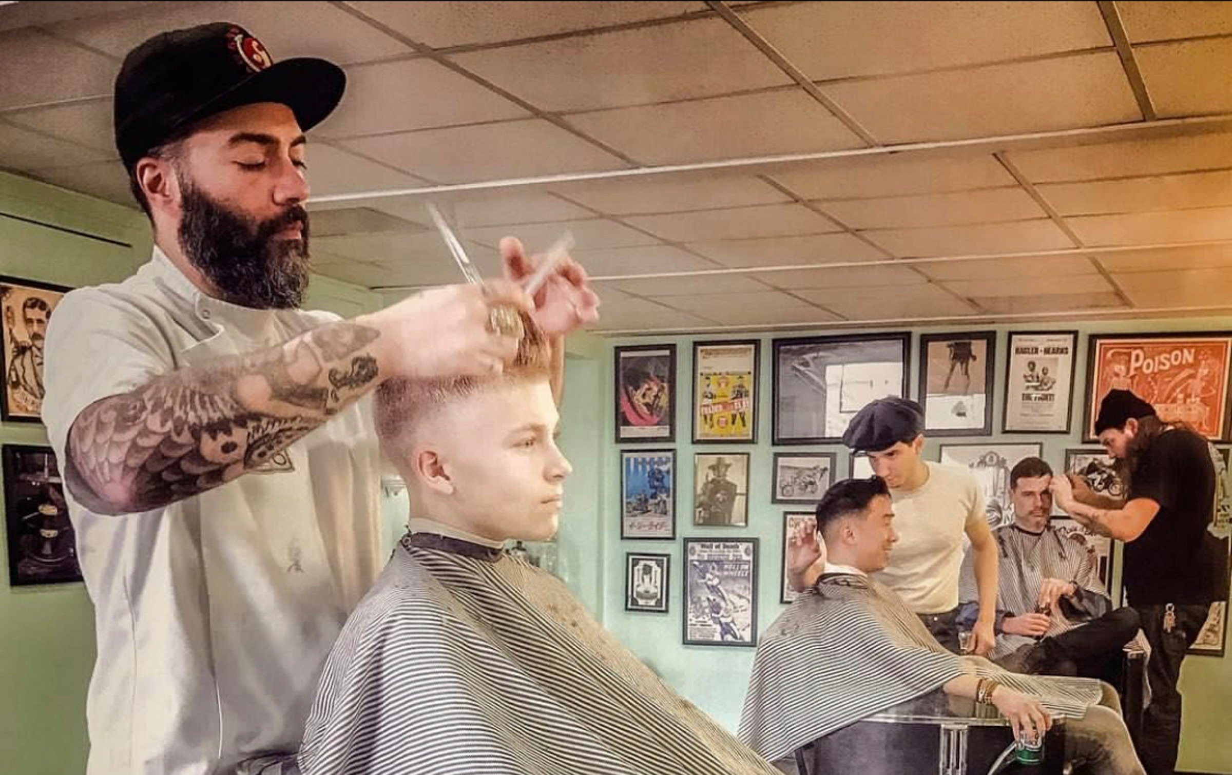 The Best Barbers In Brooklyn