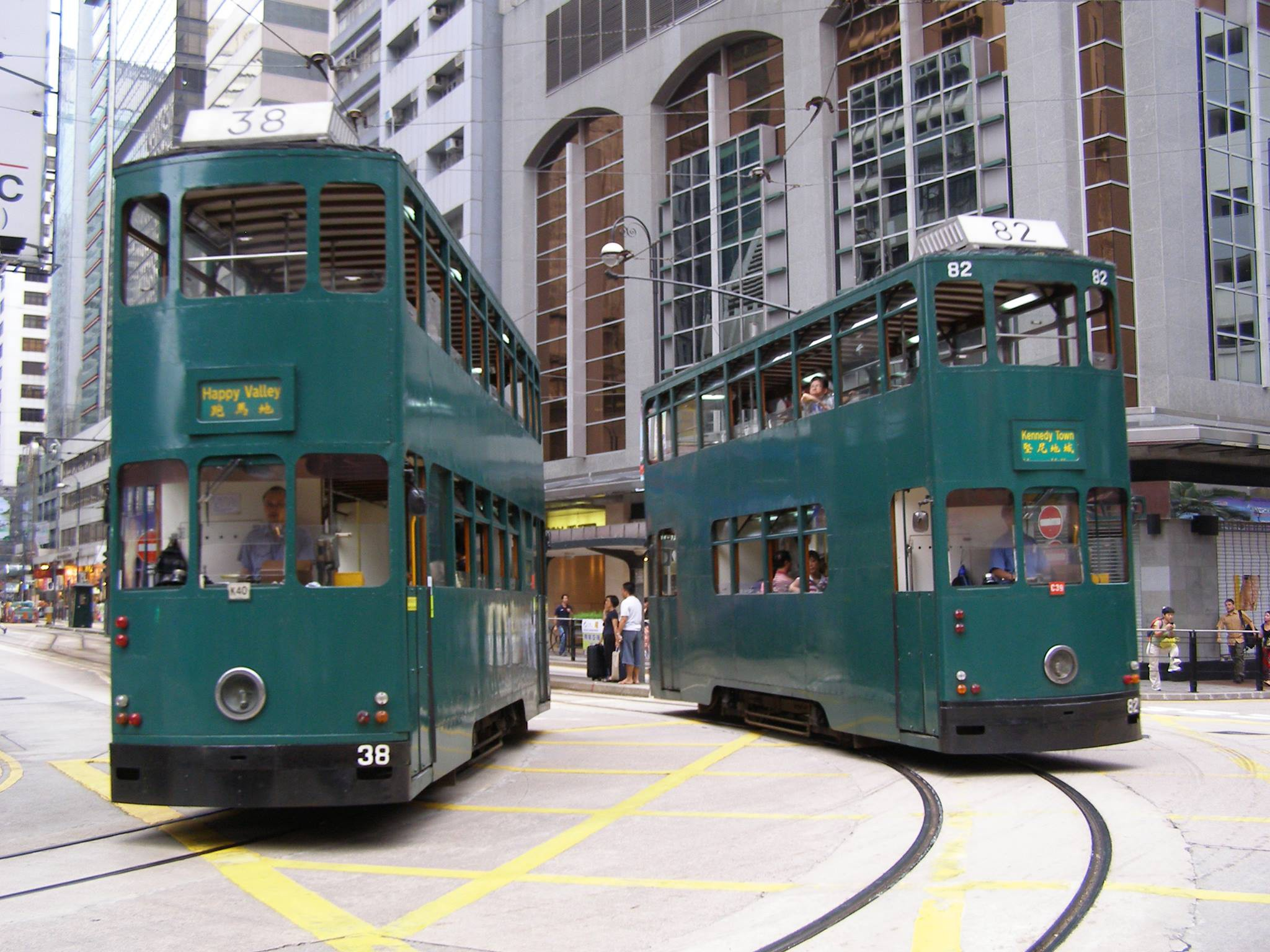Why A Tram Ride Is the Best Way to Explore Hong Kong