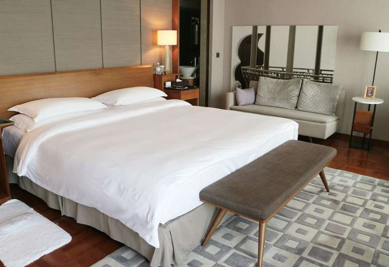 Les Suites is a great base for exploring Shanghai's downtown areas
