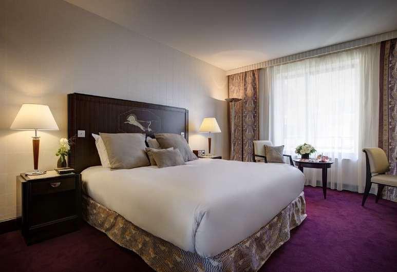 The 7 Best Spa Hotels In Paris