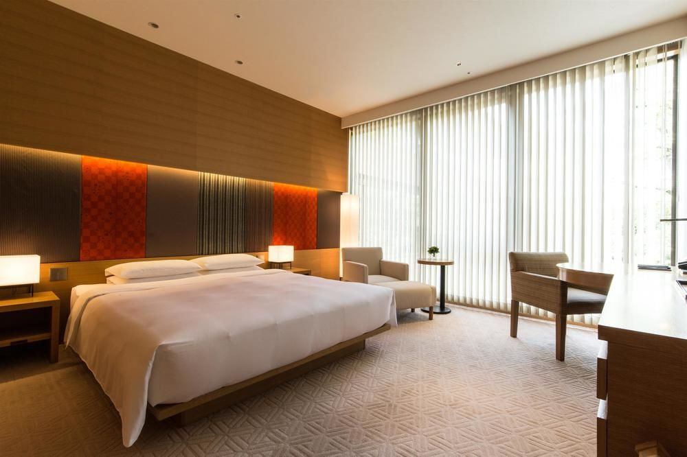 The Hyatt Regency Kyoto entwines traditional Japanese beauty into every aspect of a stay