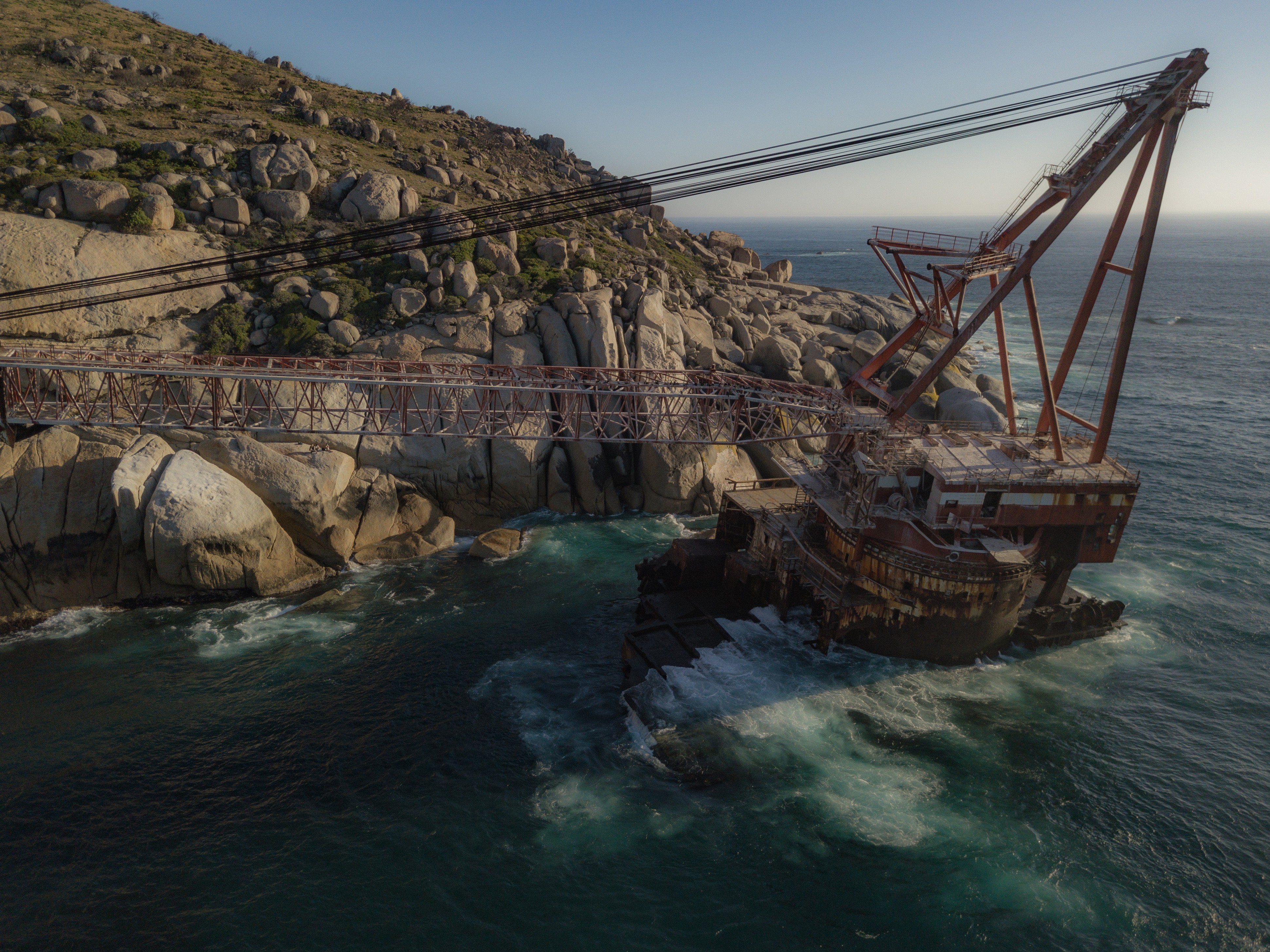 The Most Eerie Shipwrecks in Cape Town, South Africa