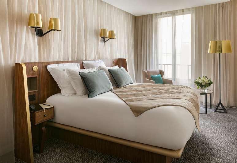 "Maison Albar Hotel Paris Céline describes itself as the ""Headquarters of Parisian Chic"""