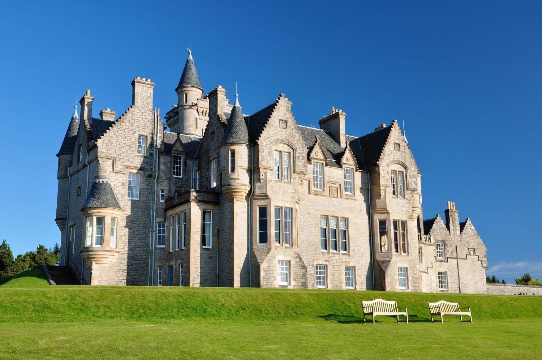 Courtesy of Glengorm Castle / Expedia