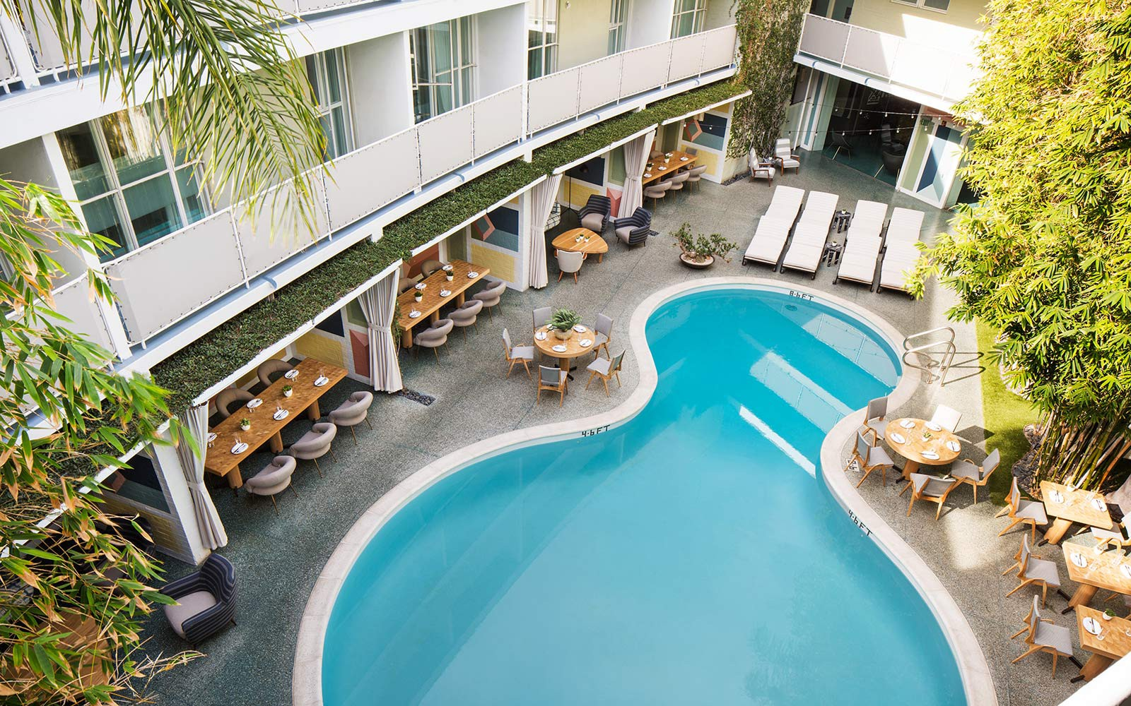 Courtesy of Avalon Hotel Beverly Hills / Expedia
