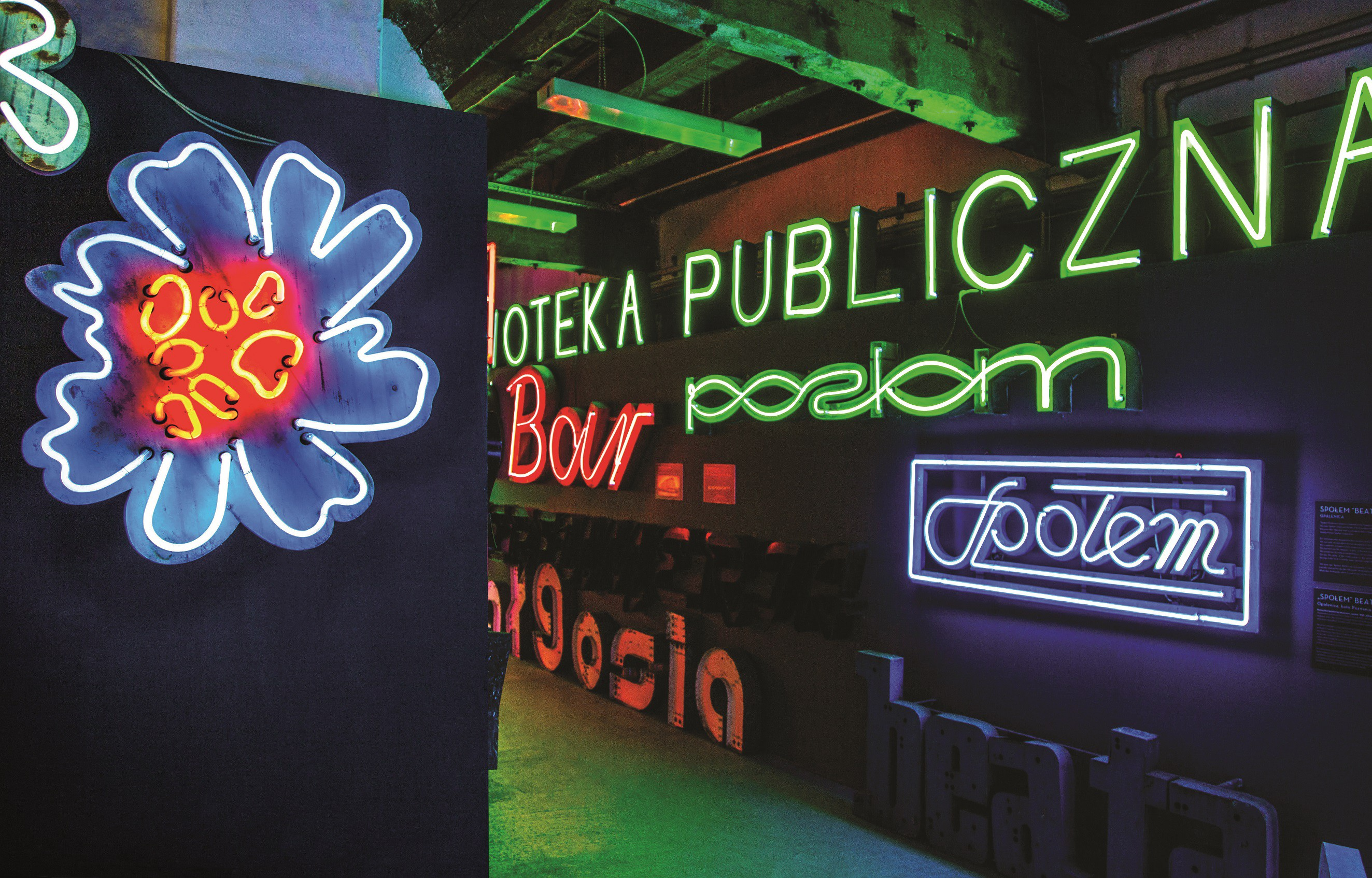 The Story of Warsaw's Love Affair with Neon