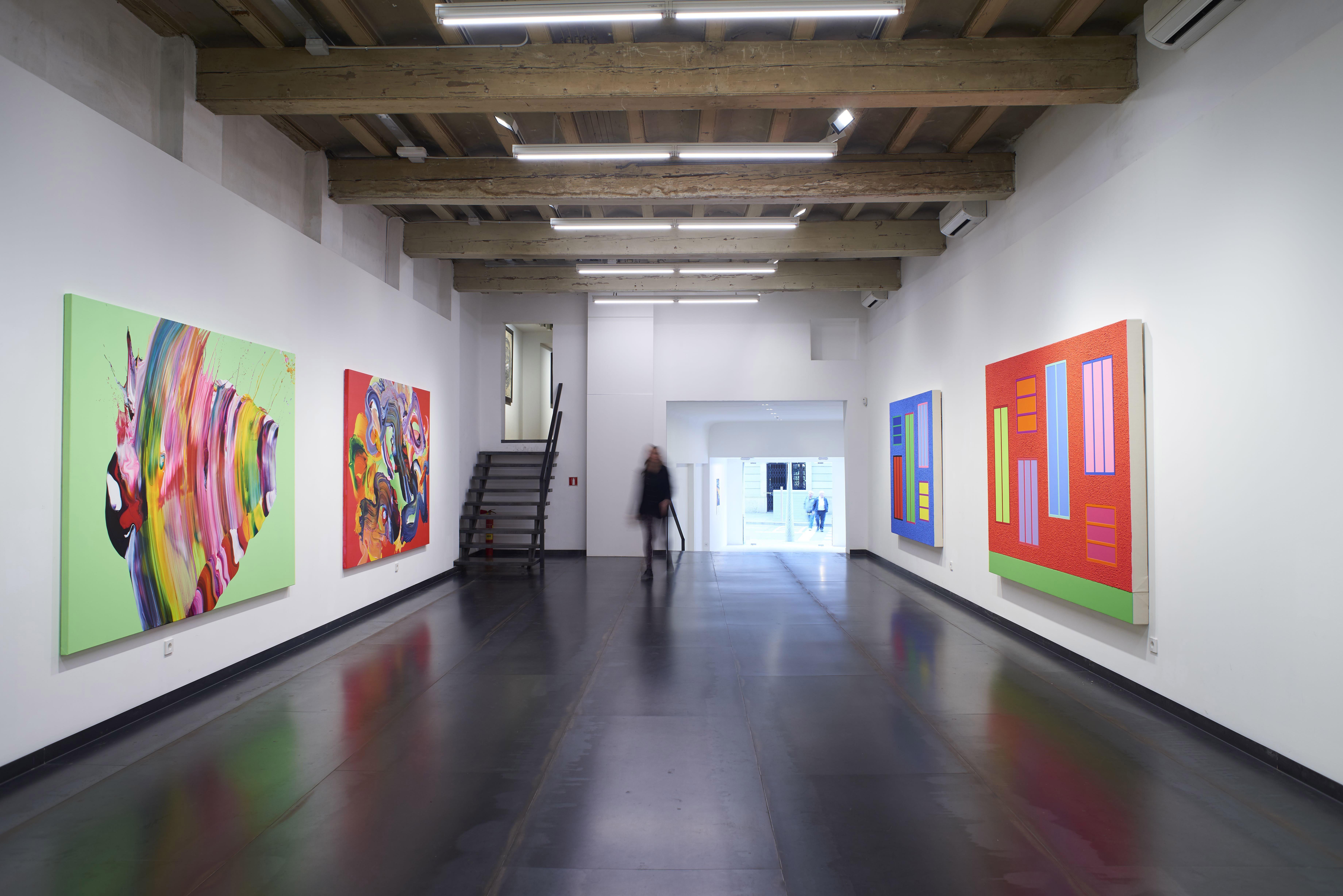 Modern Art Exhibitions Madrid