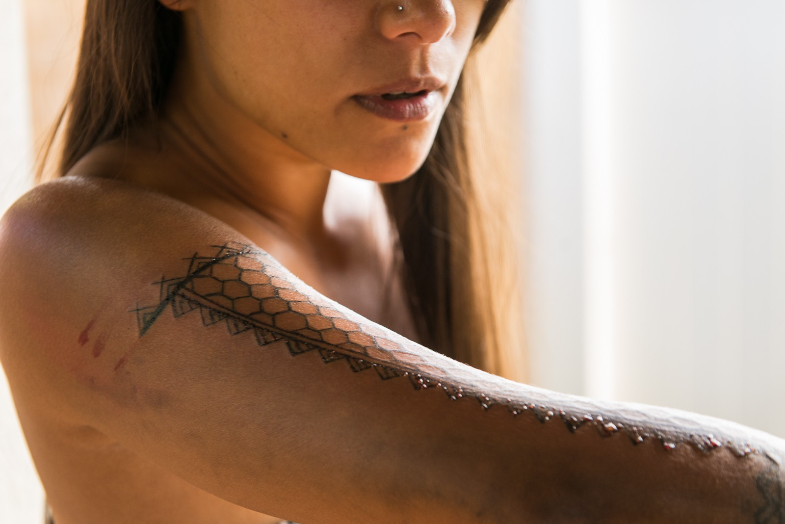 Evolutions In Ink Keone Nunes And The Art Of Indigenous Tattooing