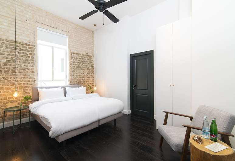 Double room at Oliver