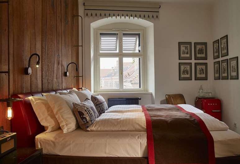 Pest-Buda prides itself on design-led accommodation