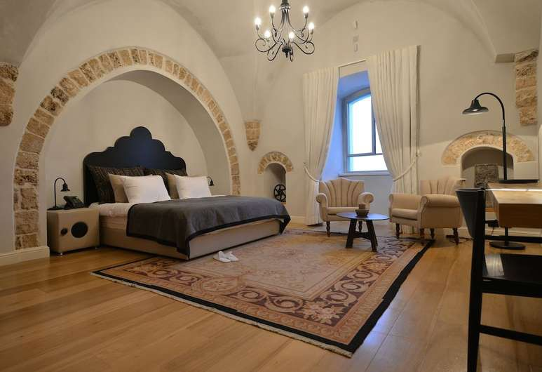 This suite at Casa Nova is named after the Early Renaissance painter Fra Angelico