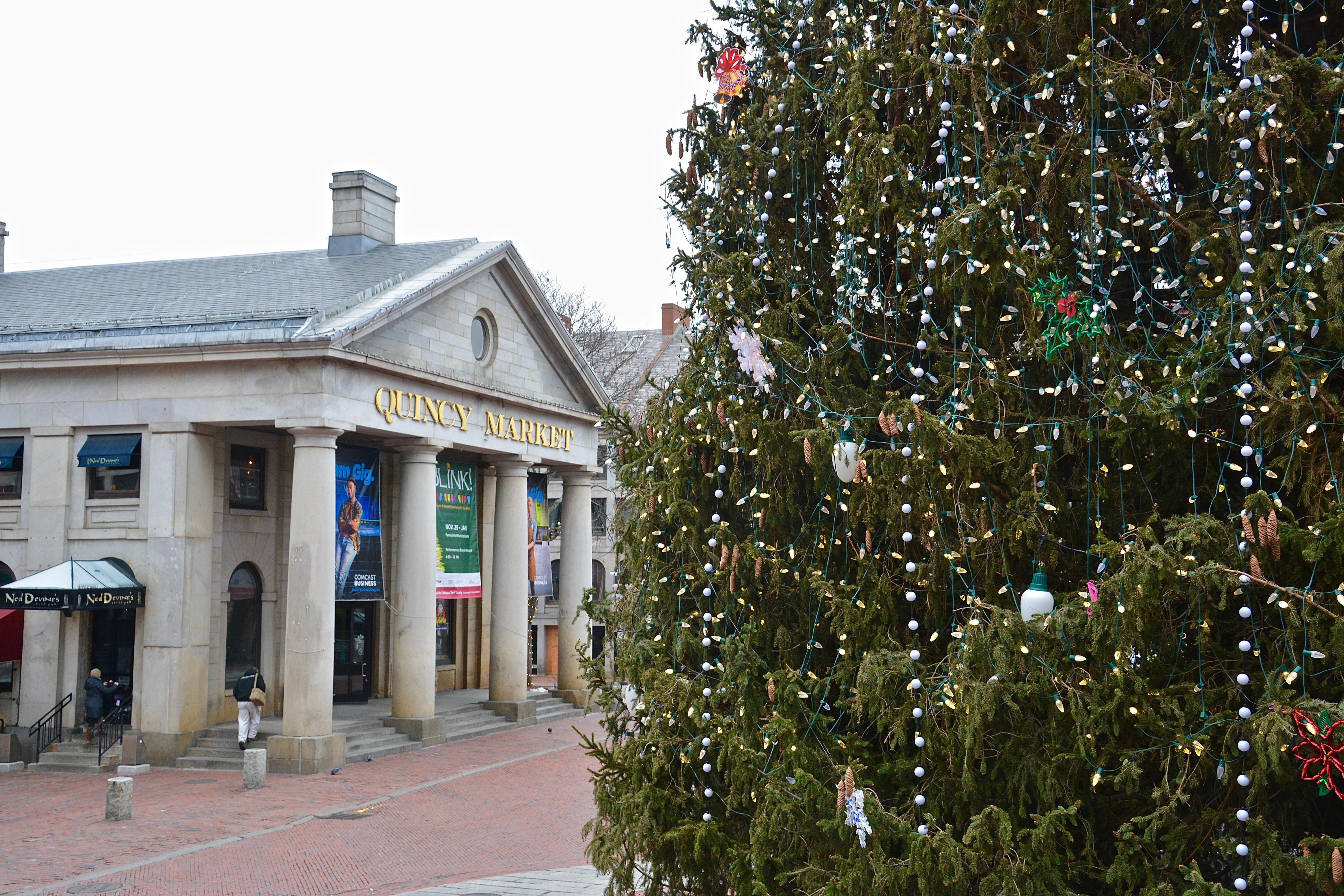 Must Do in Boston This Christmas