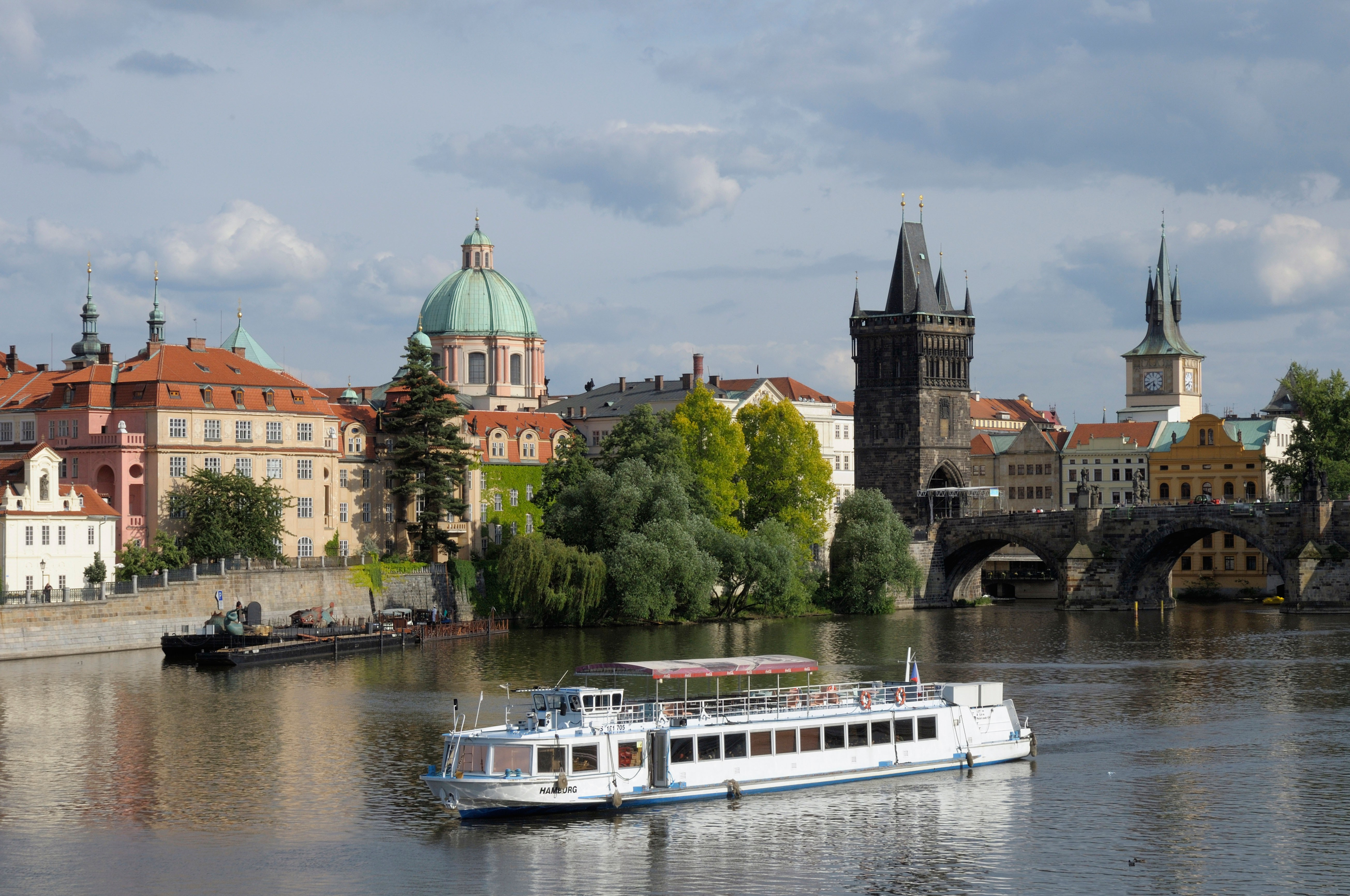 In top prague sights Top sights