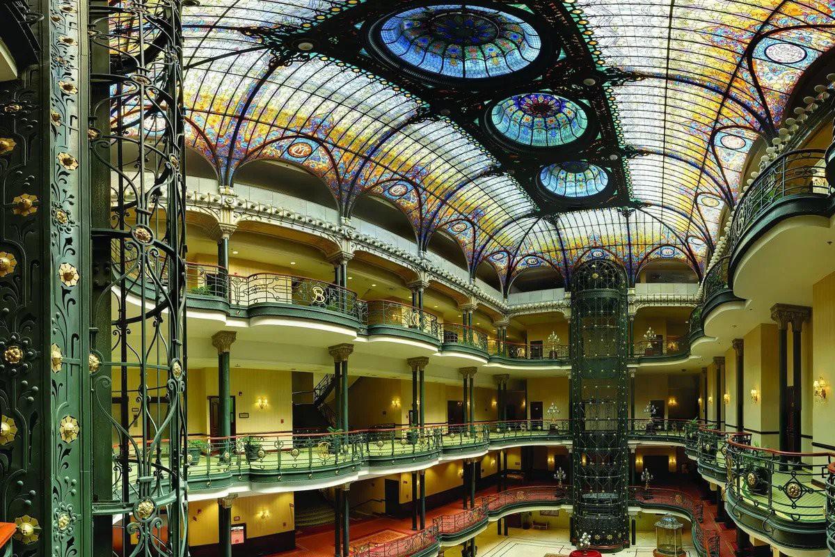 Courtesy Gran Hotel Ciudad De Mexico / Hotels.com