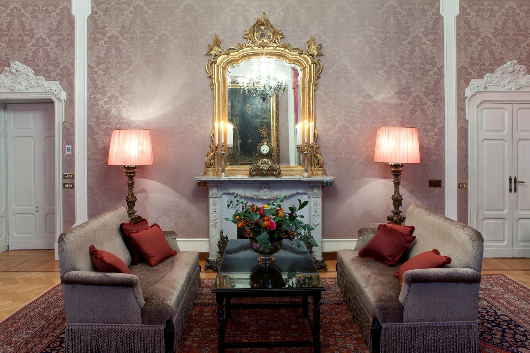 Courtesy Grand Hotel et de Milan