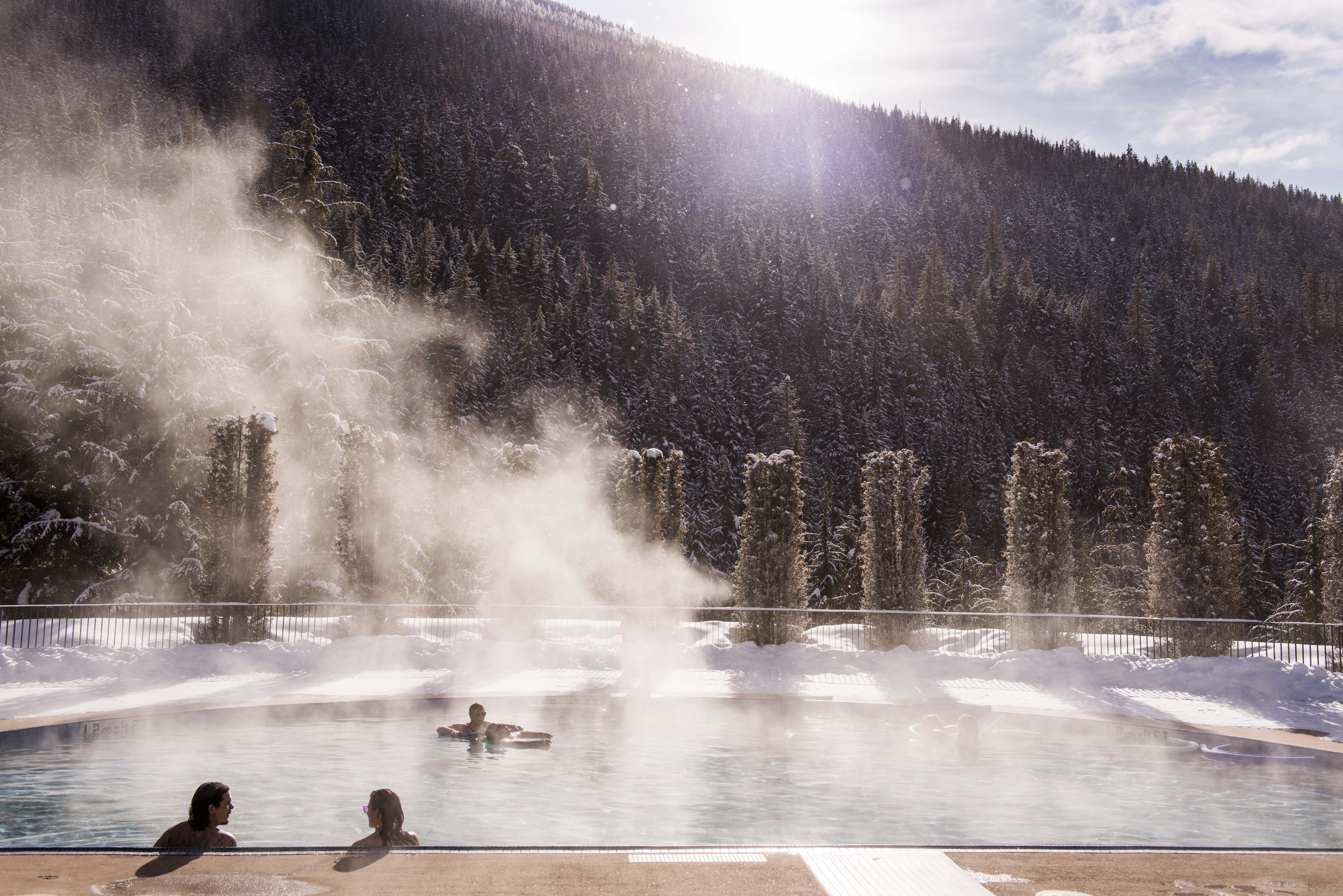 16 of the Most Amazing Hot Springs in Canada
