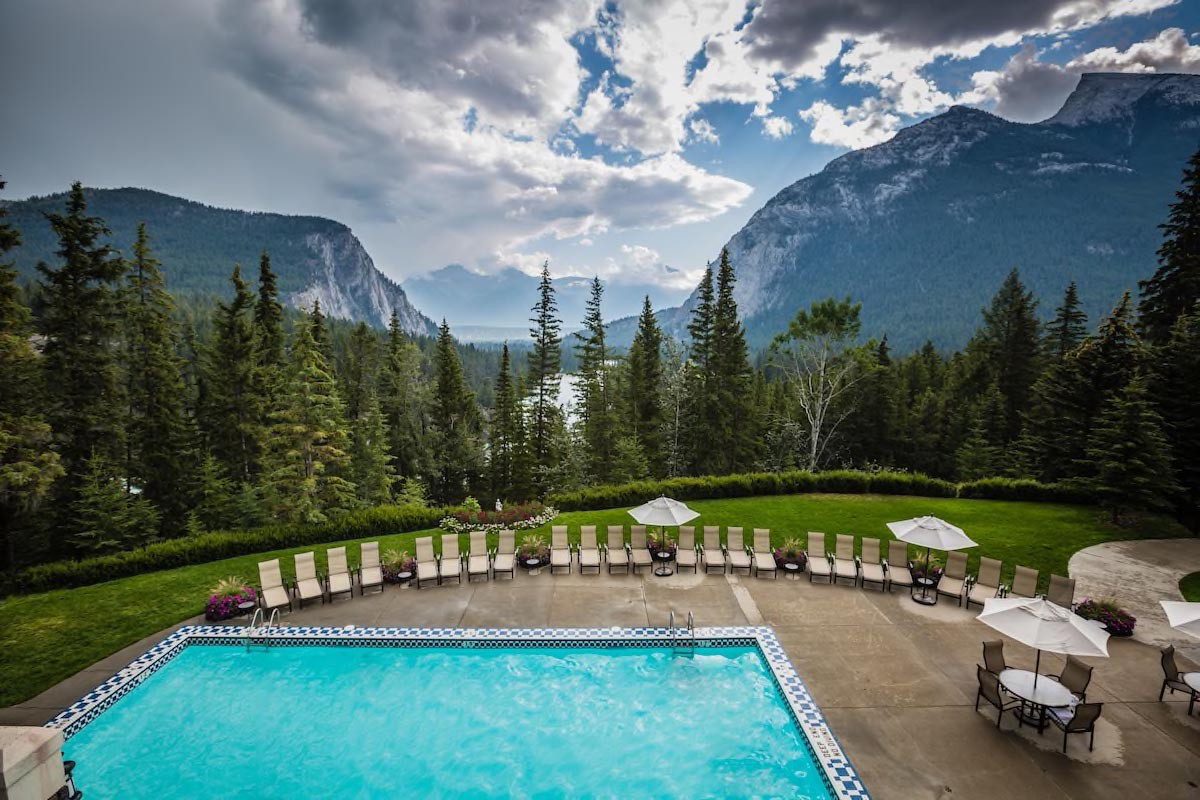 Courtesy of Fairmont Banff Springs / Expedia