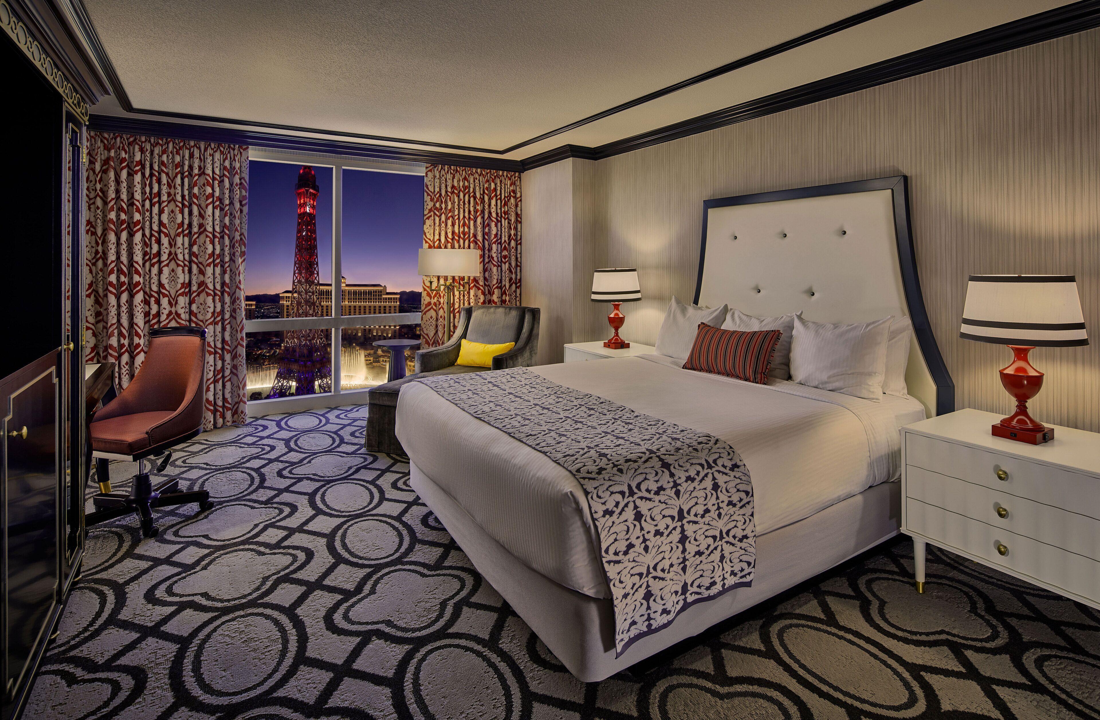 Courtesy of Paris Las Vegas / Expedia