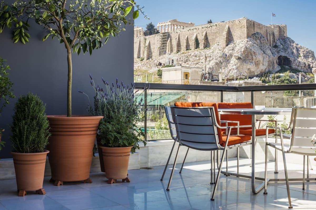 Courtesy of AthensWas Design Hotel / Expedia