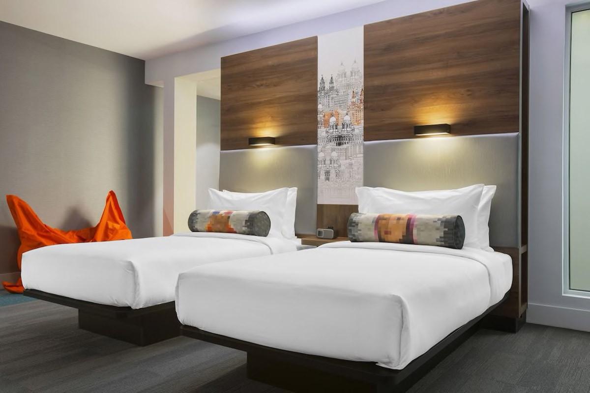 Courtesy of Aloft Liverpool Hotel by Marriott / Expedia