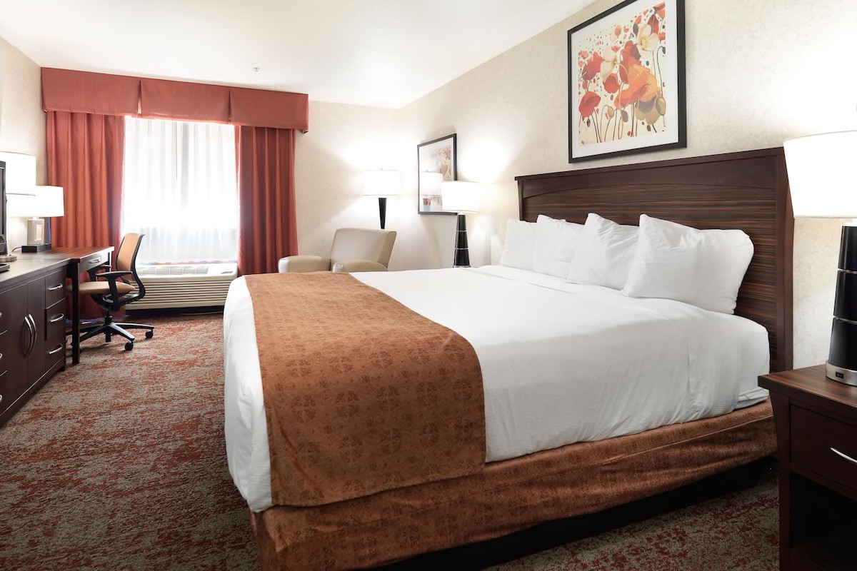 Courtesy of Crystal Inn Hotel and Suites Salt Lake City – Downtown / Expedia